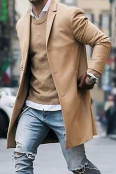 Мужское пальто  СС-8531-16