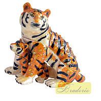 Шкатулка ювелирная Тигр QF2925
