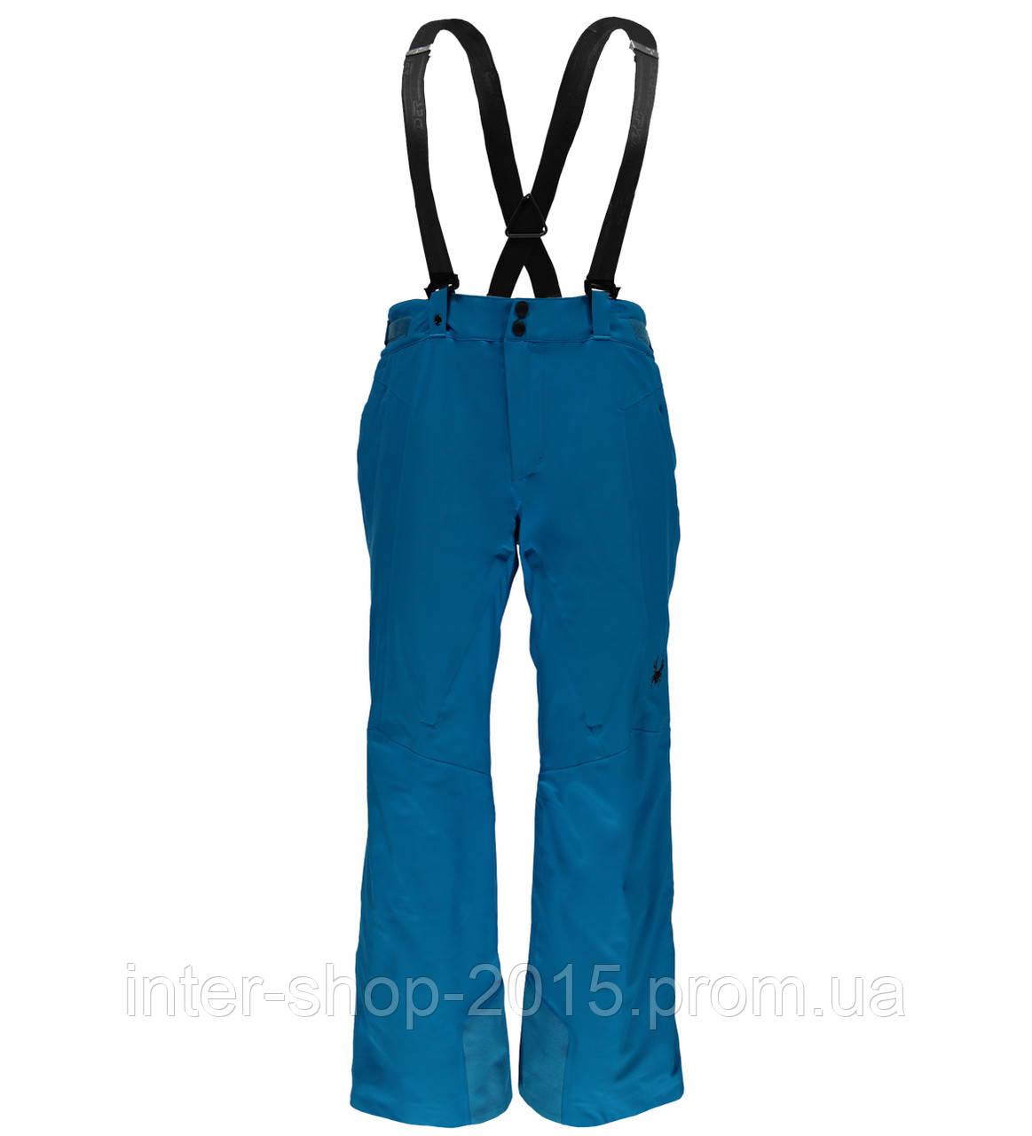Мужские горнолыжные штаны Spyder BANFF Pant  Blue 783232