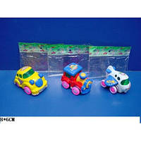 Заводная игрушка 061ABC Машинки