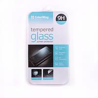 Захисне скло 9H ColorWay для смартфону Apple iPhone 4/4s, 0.33mm, 2,5D (CW-GSREAI4)