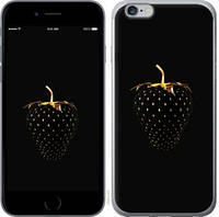 """Чехол на iPhone 6s Plus Черная клубника """"3585c-91-25032"""""""