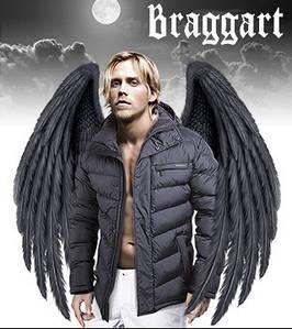 "Пуховики эксклюзивные Braggart ""Angel's"" 27-0102"