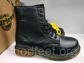 Зимние ботинки Dr Martens Boots Men Black