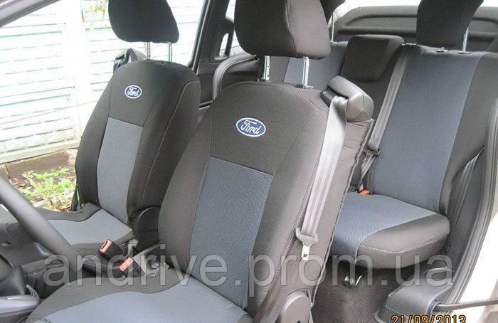 Авточехлы Ford EcoSport с 2012 г