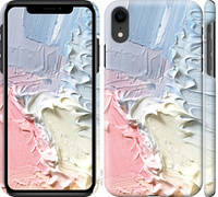 """Чехол на iPhone XR Пастель """"3981c-1560-25032"""""""