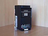 Преобразователь частоты HITACHI NES1-002SBE, 0.2кВт, 1.4A, 220В. Вольт-частотный (скалярный).