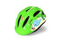 Шлем велосипедный FSK KS502 детский 50-56см (салатный )