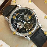 Часы Frank Muller Series Silver/Black