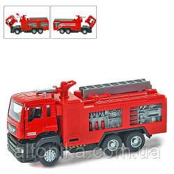 Пожарная машина 5001 инер-я,металл