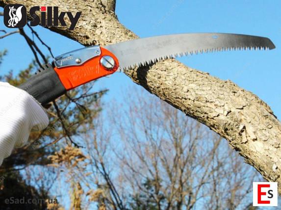 Пила Silky Ultra Accel Curve 240-7,5 серповидна складна - Сілкі Ультра Аксель, фото 2