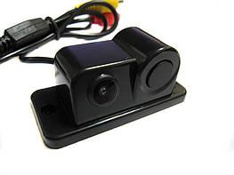 Камера заднього виду з парктроніком 2 в 1