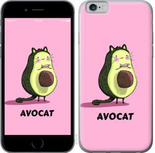 """Чехол на iPhone 6 Avocat """"4270c-45-25032"""""""