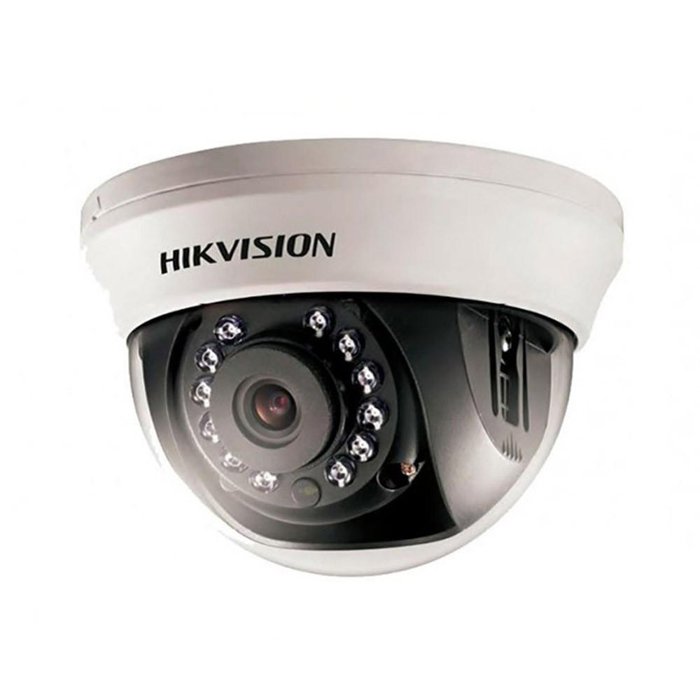 Купольная видеокамера Hikvision Turbo HD DS-2CE56C0T-IRMM (3.6)