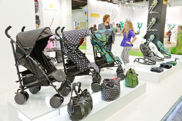 В наличии прогулочные коляски Elodie Details - Stockholm Stroller
