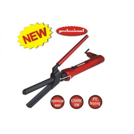 Профессиональные щипцы Гофре Vitalex VL-4041 плойка для укладки волос ( Виталекс ) керамическое покрытие