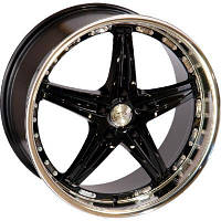 League 173 R18 W9.5 PCD5x120 ET25 DIA74.1 XMIBK