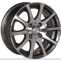 Zorat Wheels 3114Z R14 W6 PCD4x98 ET35 DIA58.6 EP