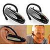 Аккумуляторный слуховой аппарат Ear Sound Amplifier усилитель слуха в виде Bluetooth гарнитуры, фото 4