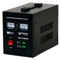 Стабилизатор напряжения FORTE МАХ-1000VA NEW (релейный)