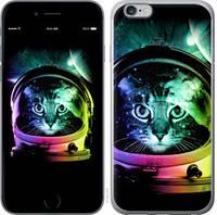 "Чехол на iPhone 6 Plus Кот-астронавт ""4154c-48-25032"""