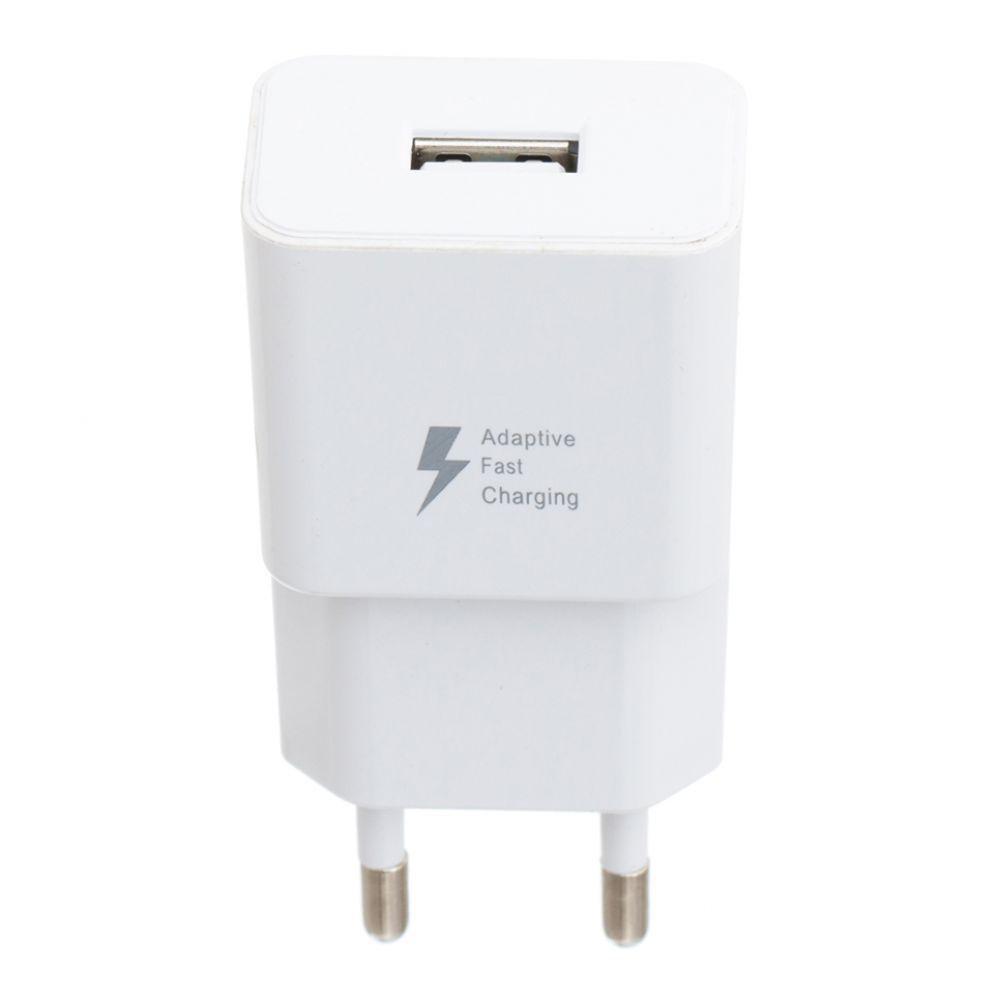 Адаптер USB for Samsung EP-TA200EWE 5-9V=1.67-2A (S6)
