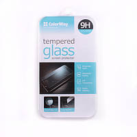Захисне скло 9H ColorWay для смартфону Samsung Galaxy S5, 0.33mm, 2,5D (CW-GSRESS5)