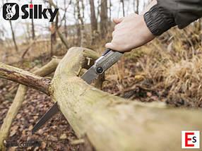 Пила Silky Gomboy 7 270-10 з кобурою - Сілкі Гомбой, фото 2