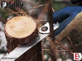 Пила Silky Gomboy 7 270-10 з кобурою - Сілкі Гомбой, фото 3