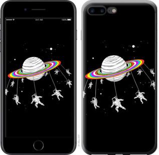 """Чехол на iPhone 7 Plus Лунная карусель """"4136c-337-25032"""""""
