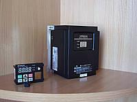 Трехфазный преобразователь частоты Hitachi NES1-007HBE, 0.75кВт, 380В