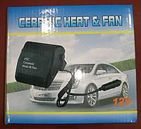 Обогреватель (вентилятор) для лобового стекла автомобиля 12V