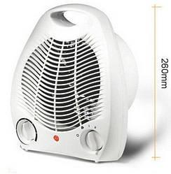 Обогреватель напольный Crownberg Pro heater CB-427, 3 режима, 2000Вт, белый