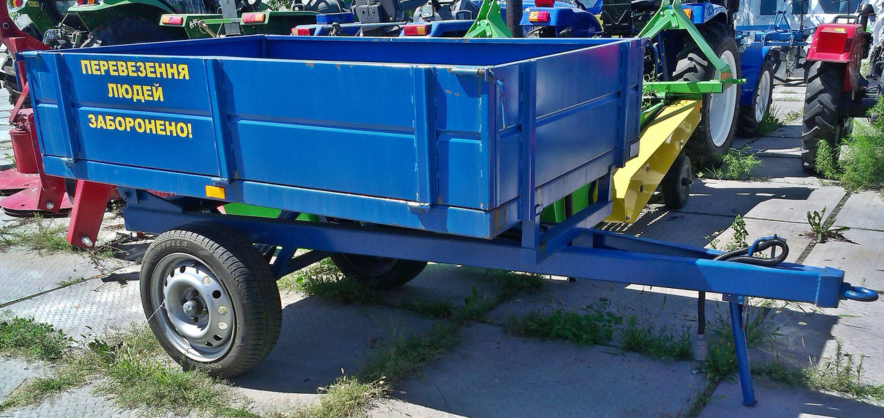Прицеп тракторный 1ПТС-1