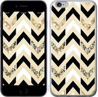 """Чехол на iPhone 6s Plus Шеврон 10 """"3355c-91-25032"""""""