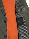 Пиджак замшевый Rappson (48), фото 7
