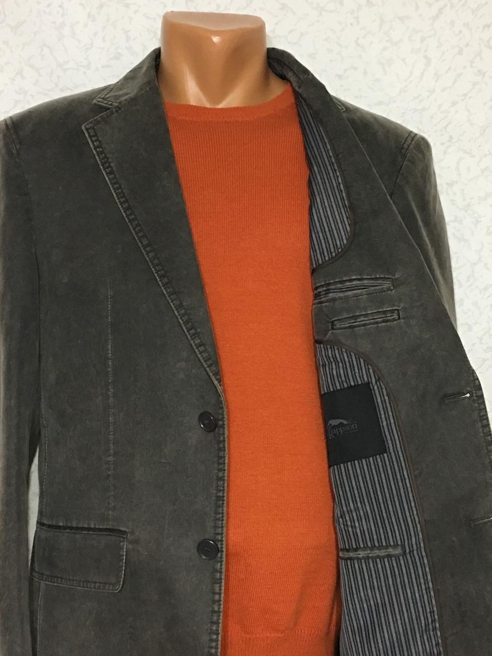 Пиджак замшевый Rappson (48)
