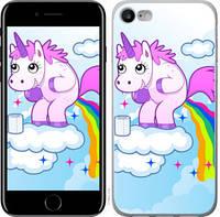 "Чехол на iPhone 7 Единорожка ""3796c-336-25032"""