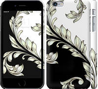 "Чехол на iPhone 6s Plus White and black 1 ""2805c-91-25032"""