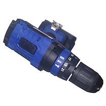 Аккумуляторный шуруповерт Витязь ДА 21ЛУ (ВИДА21ЛУ), фото 2