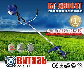 Бензиновая коса Витязь БГ-5800 4Т, фото 2