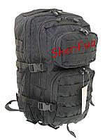 Рюкзак  штурмовой 36 литров  Assault MIL-TEC Black