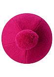 Зимняя шапка-бини для девочки Reima Havu 518542-4650. Размеры 46 - 52., фото 5
