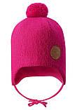 Зимняя шапка-бини для девочки Reima Havu 518542-4650. Размеры 46 - 52., фото 2