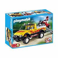 Игровой набор Playmobil Пикап и квадроцикл 4228, фото 1