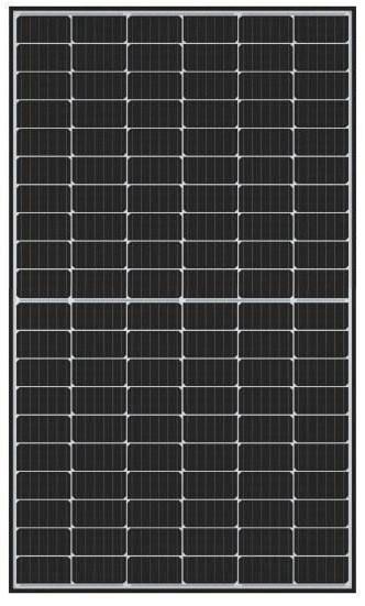 Cолнечная панель ABI-Solar 320W Half-Cell