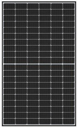 Cолнечная панель ABI-Solar 320W Half-Cell, фото 2