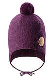 Зимняя шапка-бини для девочки Reima Havu 518542-4960. Размеры 46 - 52., фото 2