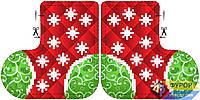 Схема для вышивки бисером - Игрушка новогодняя, Арт. ИНБ-002