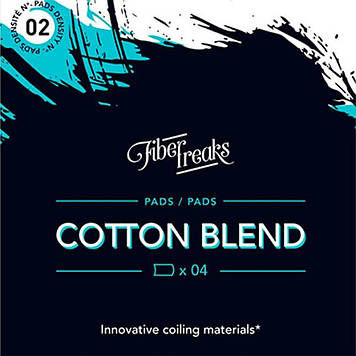 Вата Jwell BOITE COTTON BLENDS DENSITE 2 (AC09-CTBL-DN2)